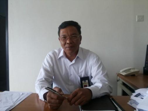 Kabid P2 Humas Direktorat Jenderal Pajak Kantor Pajak Wilayah Bengkulu dan Lampung, Herman Saidi | Sugiono/jejamo.com