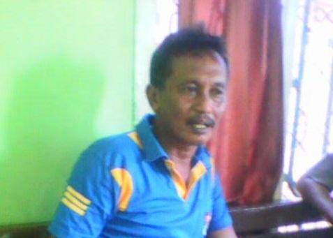Sekretaris Desa Oganjaya, Ujang Margani | Buhairi/jejamo.com