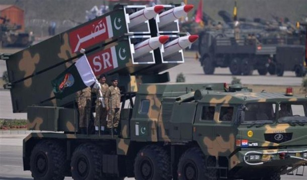 Pakistan Jadi Negara dengan Pertumbuhan Senjata Nuklir Tercepat di Dunia