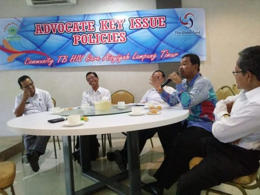 Atasi TB dan HIV AIDS, DPRD Lampung Timur akan Bentuk Raperda Penyakit Menular