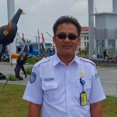 Kepala BMKG Maritim Panjang Lampung Sugiono. | Ist