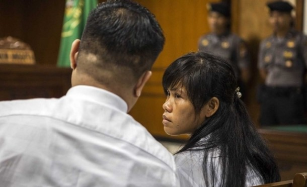 Presiden Filipina Rodrigo Duterte Persilahkan Indonesia Hukum Mati Mary Jane