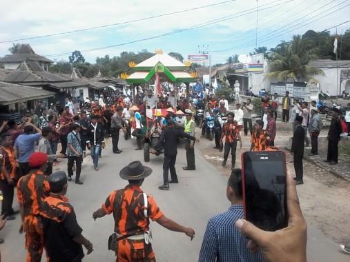 Kepala BNN Komjen Buwas Nyatakan Lampung Daerah Rawan Peredaran Narkoba