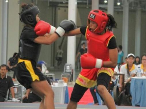 PON XIX Jawa Barat, Atlet Terjun Payung Putra Lampung Raih Poin Sempurna pada Rounde Kedua