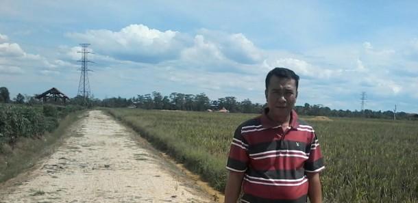 Bupati Lampung Utara Minta Masyarakat Tak Lupakan Adat Budaya