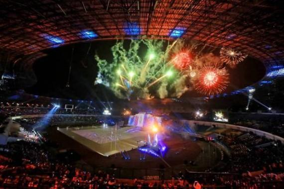 Penutupan PON XIX Jabar, Tuan Rumah Juara Umum, Lampung Posisi 14