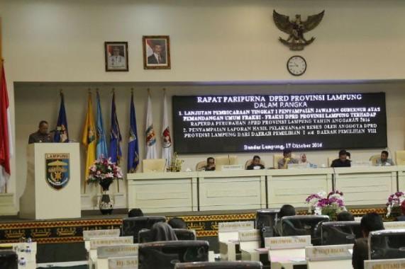 Pemkab Lampung Utara Lakukan Peremajaan Randis Camat
