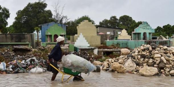 Keganasan badai matius hancurkan Haiti | ist