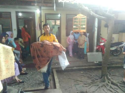 Breaking News: Selvi Yanti Bocah 3 Tahun Tewas Tercebur Sumur di Kecamatan Enggal Bandar Lampung