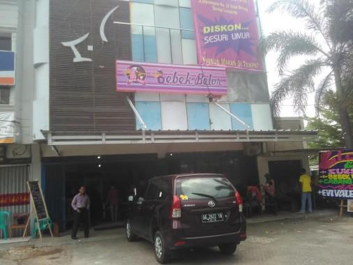 Buka Cabang Ketujuh di Jalan Diponegoro Bandar Lampung, Ini Tawaran Spesial Bebek Belur Milik Cici