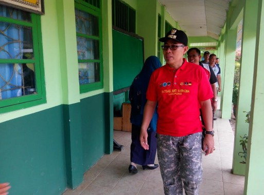 Wakil Bupati Lampung Timur Minta Kepala Sekolah Tidak Takut dengan Intimidasi Oknum  Wartawan dan LSM