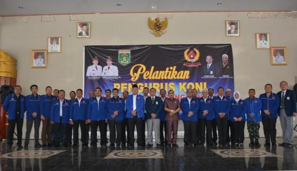 Bupati Lampung Tengah Targetkan Juara Umum dalam Porprov 2017