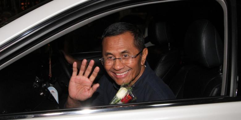 Mantan Menteri BUMN Dahlan Iskan Dijebloskan ke Tahanan oleh Kejaksaan Jawa Timur