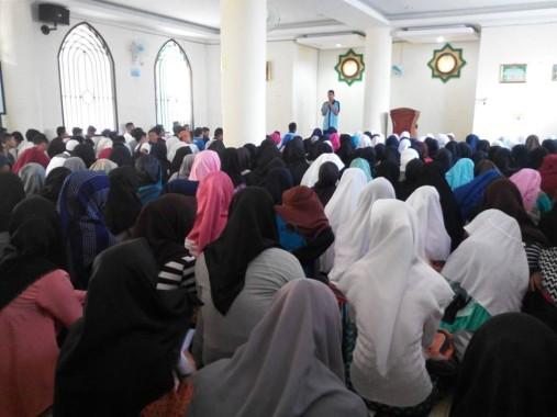 Daurah FKAR Bandar Lampung di Umitra, Minggu, 30/10/2016. | Ist