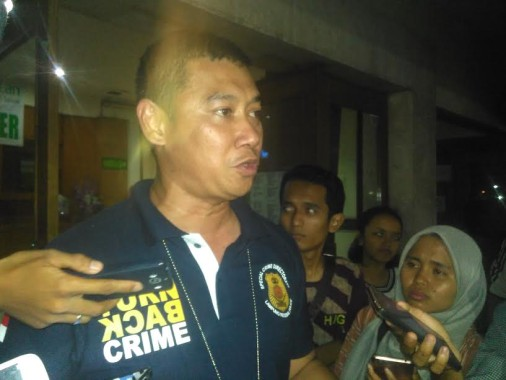 Direktorat Kriminal Khusus (Dirkrimsus) Polda Lampung Kombes Dicky Patrianegara | Andi/jejamo.com