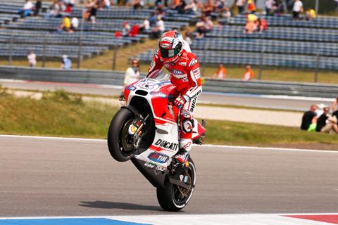 Pebalap Ducati Dovizioso Start Paling Depan pada MotoGP Malaysia, Rossi Nomor Dua