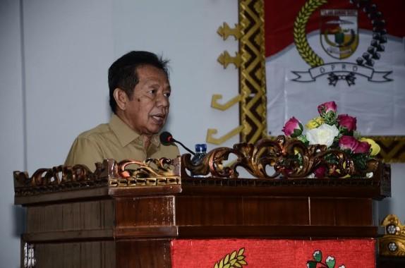 Tiga Belas Kata Mutiara Sarat Motivasi Ala Petahana Wakil Bupati Tulangbawang Barat Fauzi Hasan