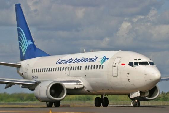 Tingkatkan Kunjungan Wisata, PT Garuda Indonesia Tawarkan Rp 1 untuk Penerbangan Lampung- Jakarta