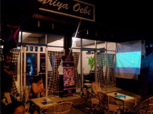 Inilah Daftar Menu Lengkap Griya Oebi Tempat Nongkrong Baru di Bandar Lampung