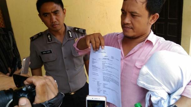 Orangtua Murid SDN 4 Sawahlama Bandar Lampung Laporkan Guru Tampar Murid