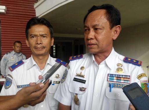 Kadis Perhubungan Provinsi Lampung Idrus Efendi | Parman/jejamo.com