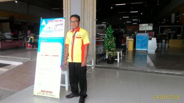 Ada Promo Edan di Indo Metro, Pusat Belanja Bahan Bangunan, Sanitary dan Perabot Rumah Tangga
