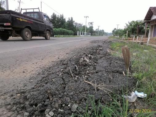 Bupati Lamteng Mustafa Puji Tradisi Jimpitan Warga Kampung Poncowati