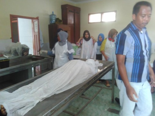 Korban Rizal Efendi Tewas Akibat 30 Lebih Luka Sabetan Golok