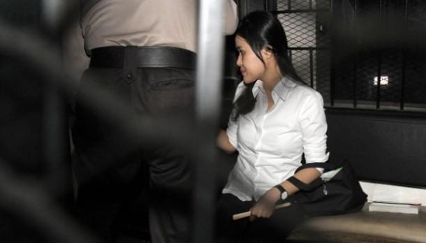 Jessica Kumala Wongso Dituntut 20 Tahun Penjara