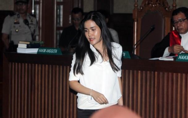 Setelah Melewati Serangkain Sidang Jessica Kumala Wongoso Akhirnya Dijatuhi Vonis 20 Tahun Penjara
