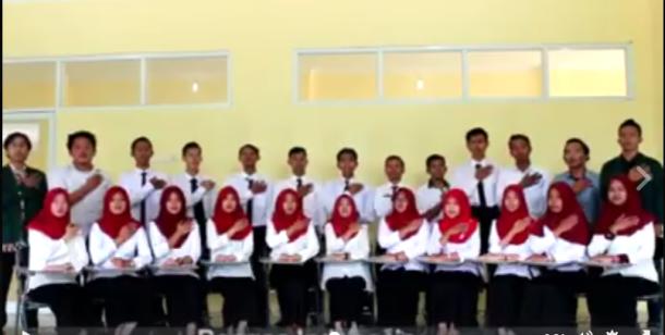 Sumpah Pemuda, Mahasiswa KPI IAIN Raden Intan Lampung Ini Buat Video Heroik, Cekidot!