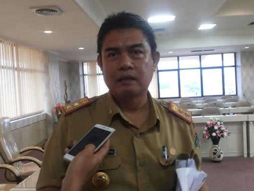 Kepala Dinas Perindustrian Provinsi Lampung, Tonny L Tobing,
