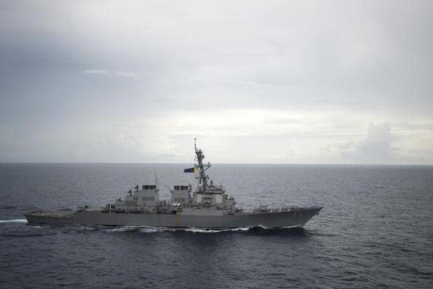 Kapal Perang AS Patroli di Laut China Selatan, China Geram