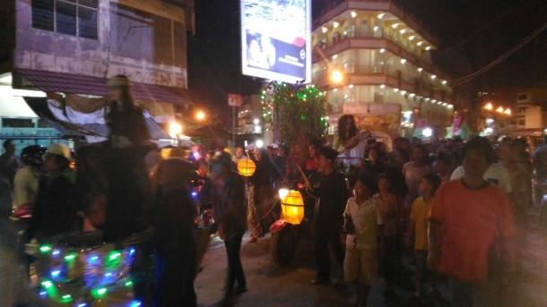 Karnaval memperingati Tahun Baru Islam, Sabtu, 1/10/2016. | Andi Apriyadi/Jejamo.com