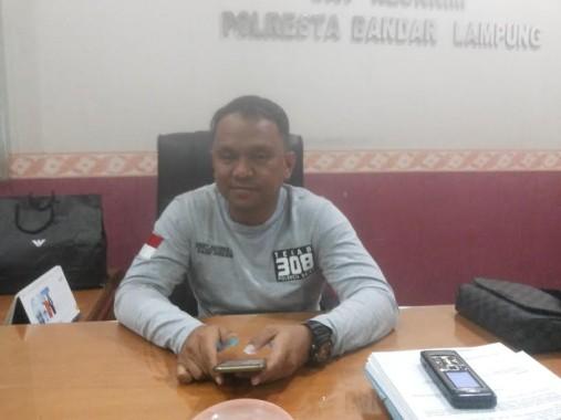 Polresreta Bandar Lampung Kantongi Identitas Pembobol Alfamart Sultan Agung