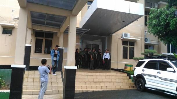 Kantor Kejaksaan Tinggi Lampung | Andi/jejamo.com