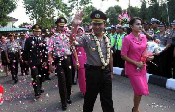 Komisaris Besar (Kombes) Listyo Sigit Prabowo | ist