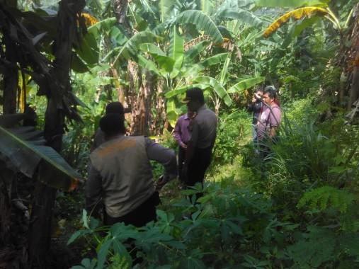 Polisi Belum Tahu Identitas Mayat Pria Tampan di Permakaman Umum Batugajah Kupangteba Bandar Lampung