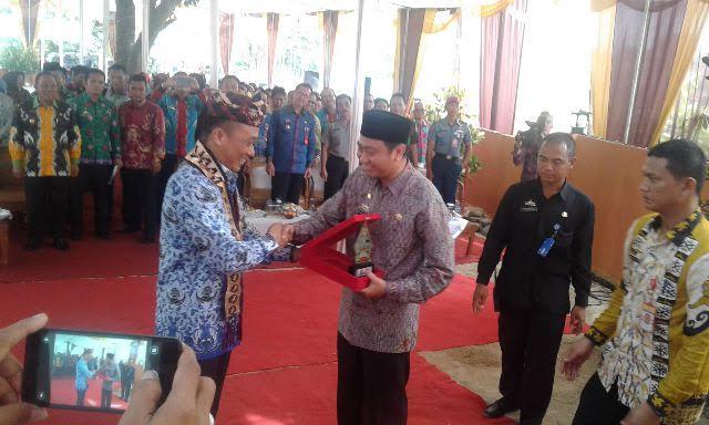 Dirjen Kependudukan Luncurkan Progam 10 Menit Pelayanan KTP Disdukcapil Lampung Utara