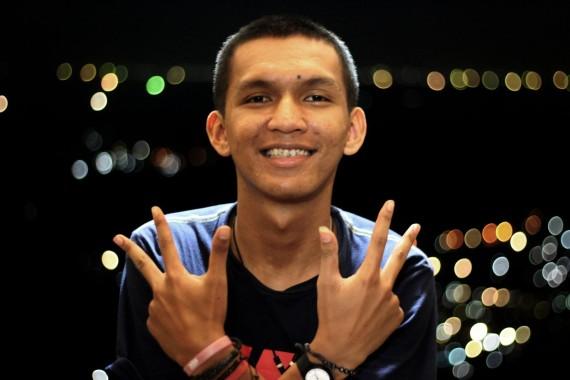 Inilah M Ihsan Fathoni Komika Asal Lampung, Kuliah di KPI IAIN Raden Intan