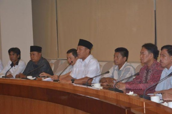 Mustafa Dampingi 16 Petani Singkong Lamteng Temui Menteri Perdagangan, Ini Hasil Pertemuannya