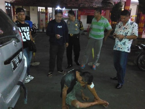 Pagelaran Teater di Taman Budaya Lampung Sedot Animo Penonton