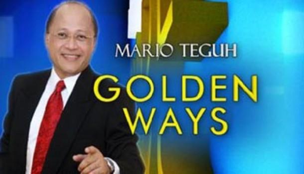 Mengaku Mengundurkan Diri, Ternyata Ini Penyebab Ditutupnya Program Mario Teguh Golden Ways