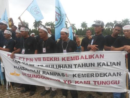 Dinas Bina Marga Provinsi Lampung Gelar Lomba Pekerja Konstruksi
