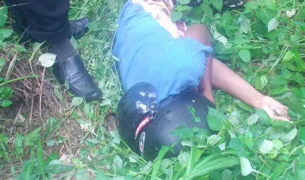 Mayat Pria Tampan Ditemukan di Permakaman Umum Batugajah Kupangteba Bandar Lampung