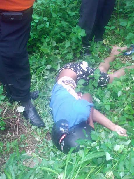 Mayat Diduga Korban Pembunuhan di Kupangteba Bandar Lampung Diketahui Bernama Agus Santriaji