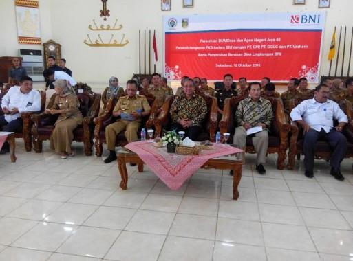 Bupati Lampung Utara Kunjungi Sejumlah Tempat Pelayanan Publik