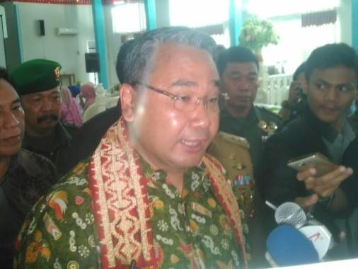 Menteri Desa, Pembangunan Daerah Tertinggal dan Transmigrasi Putro Eko Sandjojo | Andi/jejamo.com