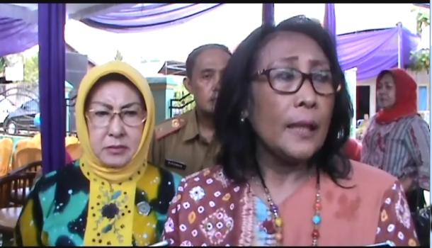 Kajari Gunung Sugih Lampung Tengah Ucapkan Terimakasih kepada Warga Sendang Mulyo