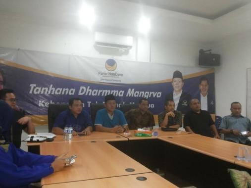 Bupati Lampung Utara Gelar Audiensi dengan Purna Paskibraka